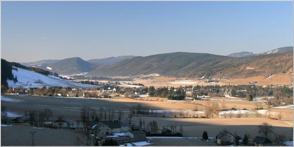 Lans en Vercors - Matin du 10 mars 2011