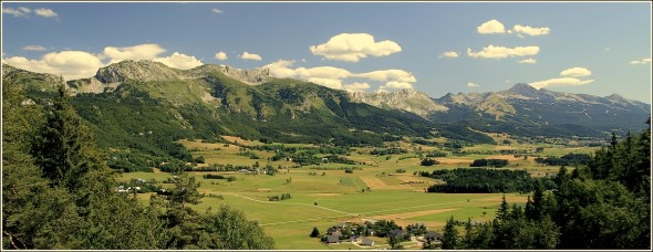 Plateau du vercors - 20 juillet 2009