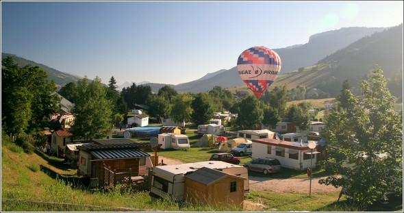 Camping Bois Sigu - Le Peuil - Lans en Vercors - 20 juillet 2010