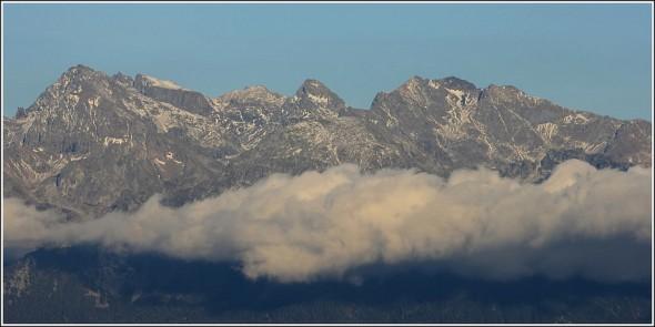 Massif de Belledonne - 20 septembre 2011