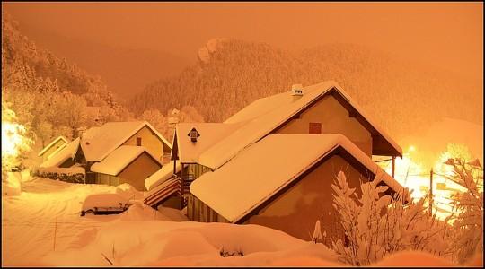 Lans en Vercors - 10 décembre 2008