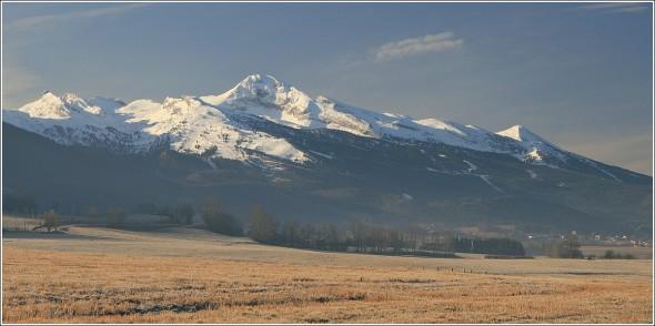 Domaine Alpin de Villard de Lans depuis Lans en Vercors - 25 mars 2011