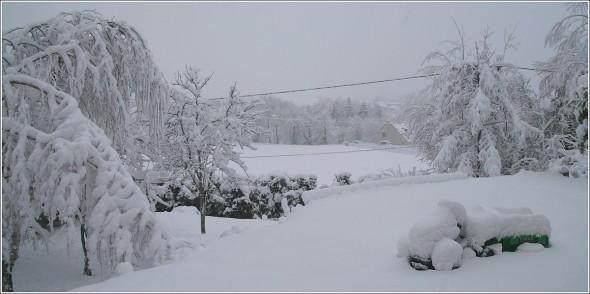 Lans en Vercors - 27 février 2011 - Enfin ...