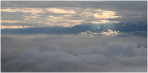 Belledonne depuis le Vercors - 29 avril 2011 - 8h17