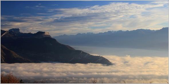 Chartreuse, Grenoble et Belledonne - 29 novembre 2011