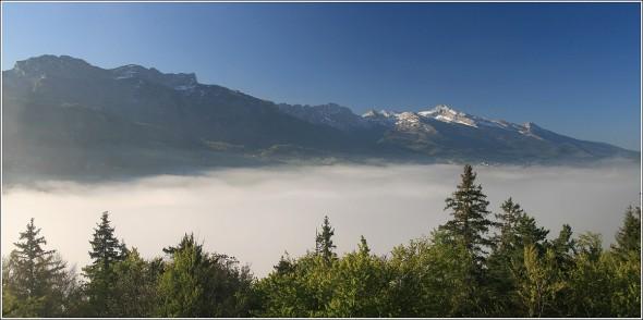 Plateau du Vercors - 30 avril 2011 - 8h11