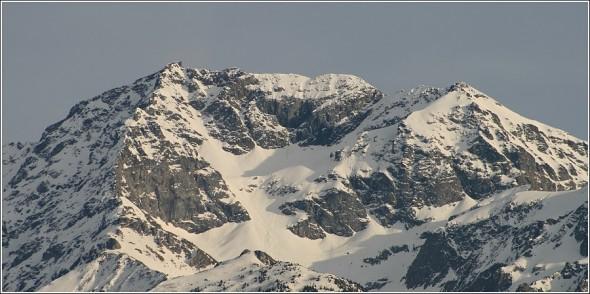 Belledonne - Grande Lance de Domène et Glacier de la Sitre - 2780m - 5 avril 2011