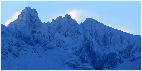 Grand Pic de Belledonne - 8 décembre 2011