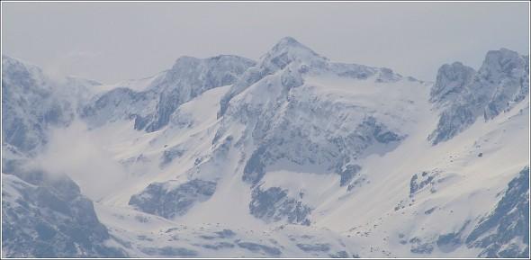 Belledonne sous la neige - 18 mai 2010
