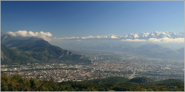Chartreuse, Grenoble et Belledonne - 29 septembre 2010