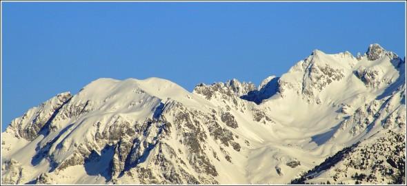 Massif de Belledonne - 3 février 2010