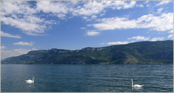 Lac du Bourget - 8 août 2010