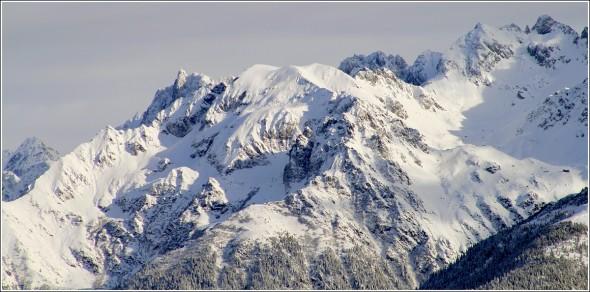 Belledonne - 2 décembre 2009