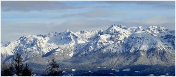 Massif de Belledonne - 2 décembre 2009