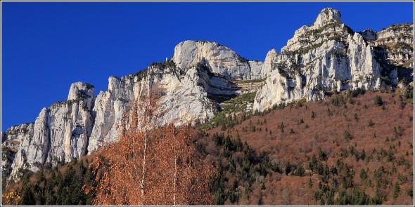 Chartreuse - St Bernard du Touvet - 27 novembre 2011