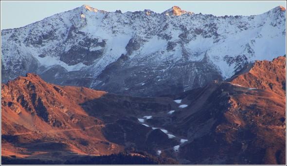 Les 7 Laux - Massif de Belledonne - 27 novembre 2011