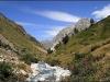 Ecrins - refuge de la lavay - 25 aout 2007