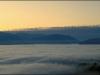 Mer de nuages entre Vercors Chartreuse et Belledonne - 24 octobre 2008