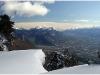 Grenoble depuis les hauts de Lans en Vercors - 19 avril 2008