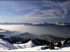 Vallee du Gresivaudan depuis les 7 Laux - 26 janvier 2008