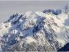 Massif de Belledonne depuis le Vercors - 2 décembre 2009