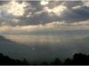 Grenoble depuis le Vercors - 19 juin 2009