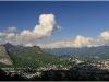 Chartreuse et Grenoble depuis le Vercors - 28 avril 2009