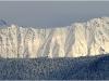 Massif de Belledonne depuis la Chartreuse - 20 décembre 2009