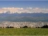 Grenoble depuis le Vercors - 28 avril 2010