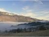 Brume sur le plateau de Lans en Vercors - 24 mars 2010