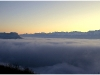 Mer de nuages au dessus de Grenoble - 22 janvier 2010