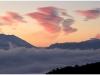 Mer de nuages le 22 janvier 2010 depuis St Nizier du Moucherotte, en direction du sud.