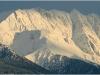Massif du Taillefer depuis Grenoble - le 24 février 2010