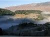 Brume sur le plateau de Lans en Vercors - 23 mars 2010