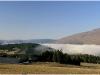 Brumes sur le plateau du Vercors - 23 mars 2010