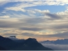 Massif de Chartreuse depuis le Vercors - 12 septembre 2011
