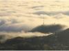 Mer de nuages à La Tour Sans Venin - 25 novembre 2011