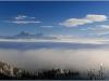 Mer de nuages depuis St Nizier du Moucherotte - 31 janvier 2011