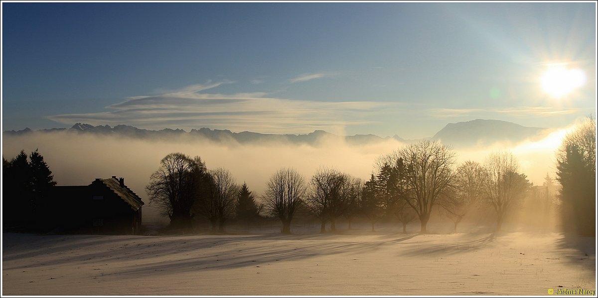 Saint Nizier du Moucherotte - vendredi 13 janvier 2012