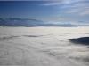 15 janvier 2012 - Mer de nuages - Vercors et Belledonne