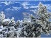 Vercors et collines bordières de Belledonne - 7 janvier 2012