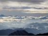 Plateau Matheysin depuis le Vercors - 7 janvier 2012
