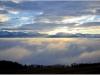 Mer de nuages - 10 janvier 2013
