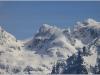 Belledonne depuis Grenoble - 18 mars 2013