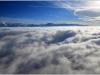 Mer de nuages depuis Lans en Vercors - 5 janvier 2013