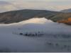 Brumes et brouillards à Lans en Vercors - 21 octobre 2013