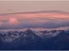 Nuages lenticulaires sur Belledonne - 10 octobre 2011