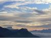 Ciel de Grenoble depuis le Vercors - 12 septembre 2011