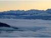 Mer de nuages - 21 janvier 2010