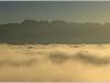 Mer de nuages entre Belledonne et Vercors - 25 octobre 2012